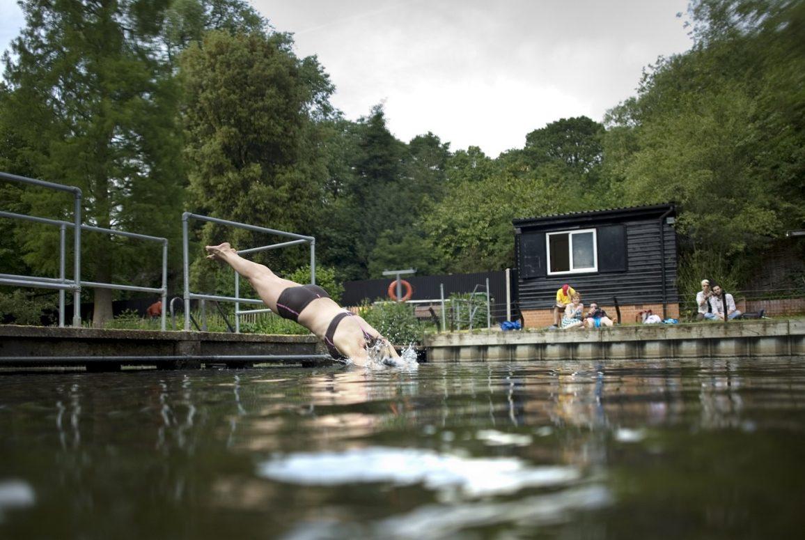 hampstead heath ponds london wild swimming