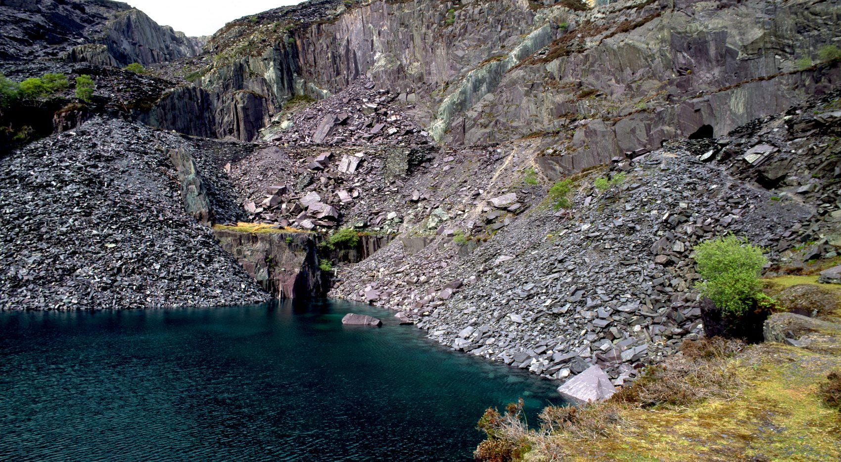 Understanding Flooded Quarries – Outdoor Swimming Society