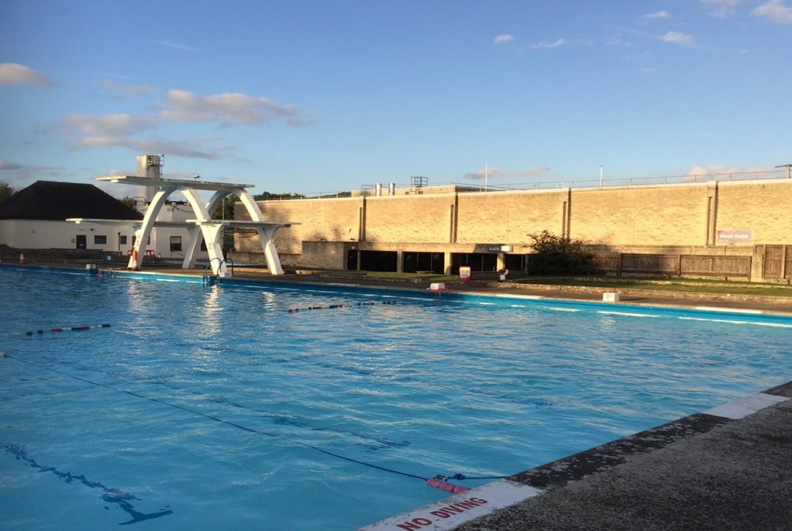 stroud lido awarded money from heritage lottery fund outdoor swimming society outdoor swimming