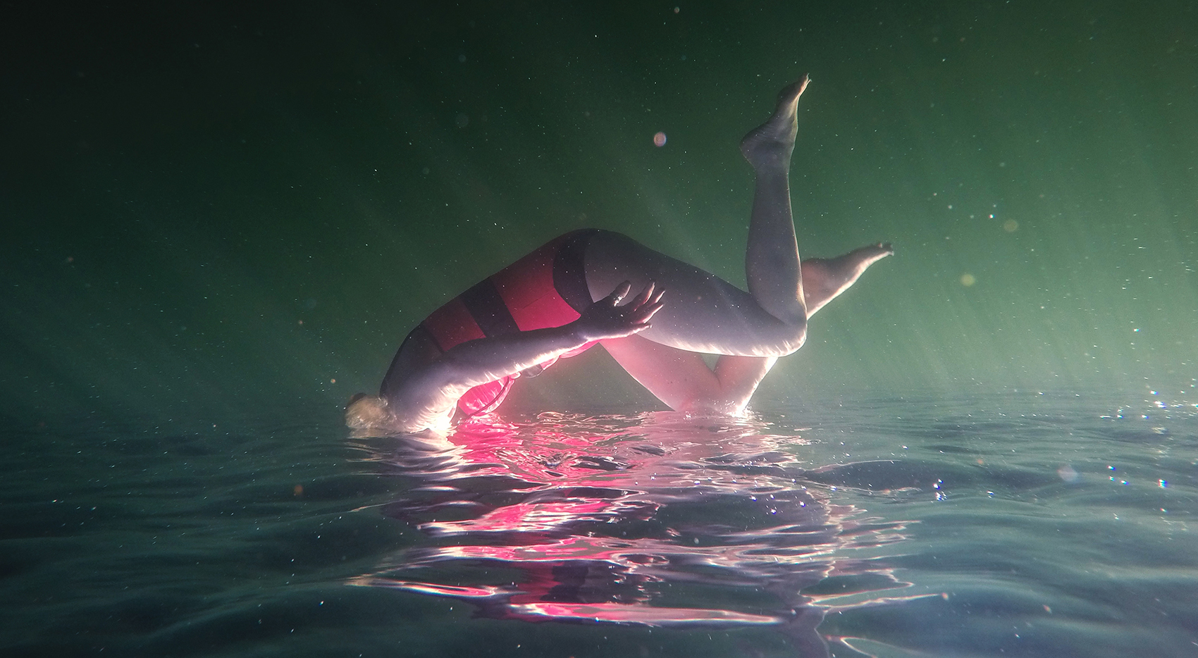 Welsh Artists Celebrate Swimming Outdoor Swimming