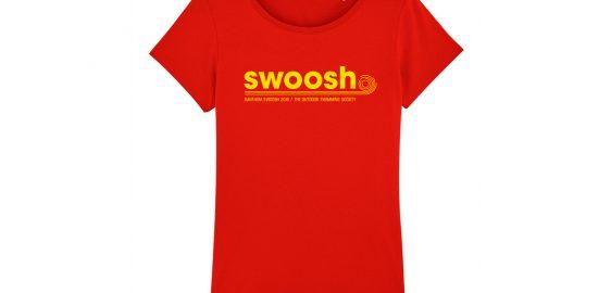 red menshop-swoosh-mens-tee-red