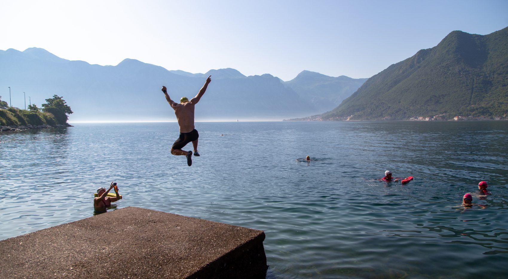 SwimTrek - calum maclean
