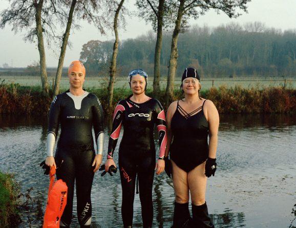 Wiltshirewildswim group by Francesca McColl