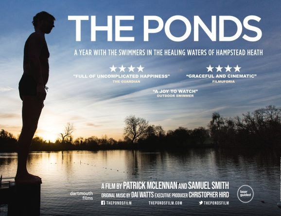 The Pond nominated for an award