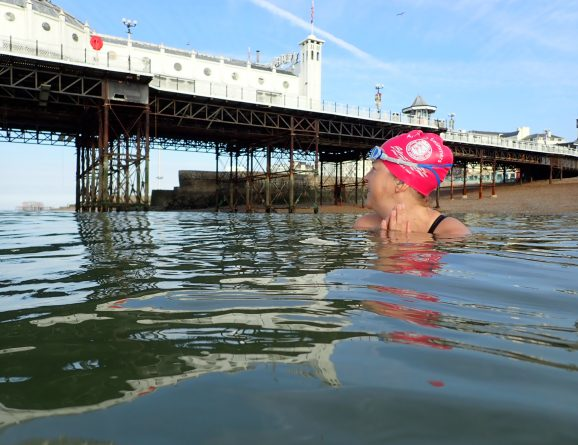 New research reveals sea swimming's effect on wellbeing